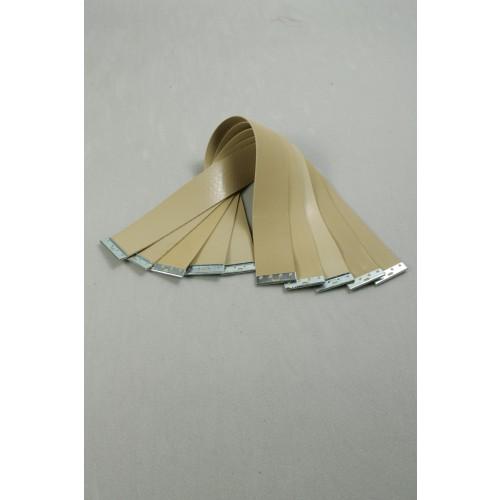 "Pirelli Straps (Cut To Size)-17"" - 18"" / 43 – 45cm"