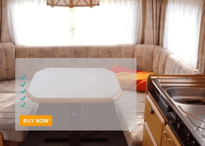 caravan upholstery services