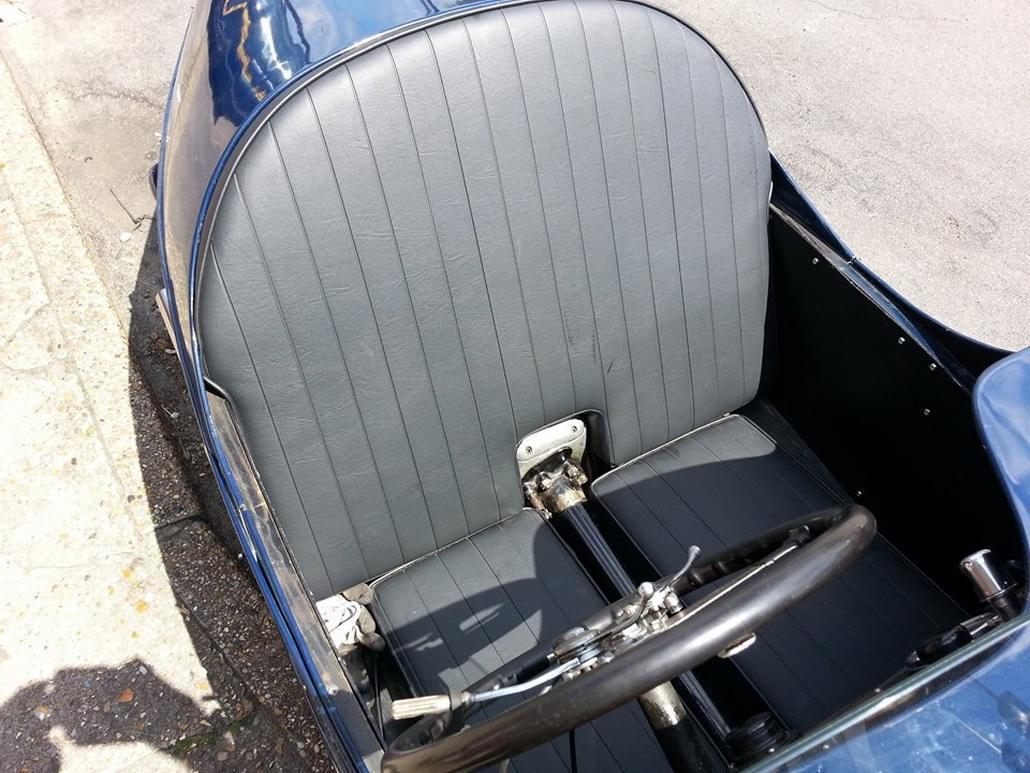Vintage Car Upholstery